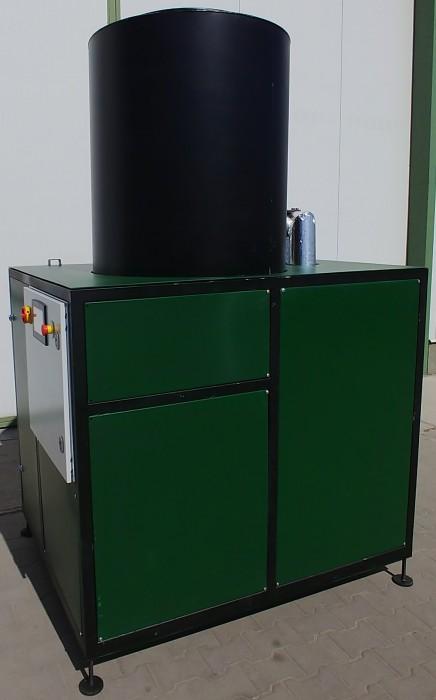 Pyrowatt gázgenerátoros biomassza kiserőmű prototípus